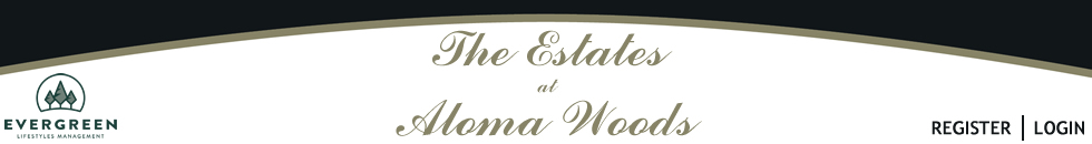 The Estates at Aloma Woods
