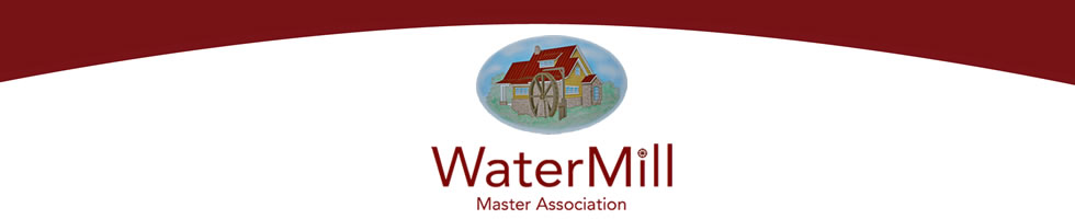 WaterMill Master Association