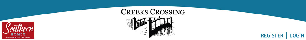 Creeks Crossing Homeowners Association
