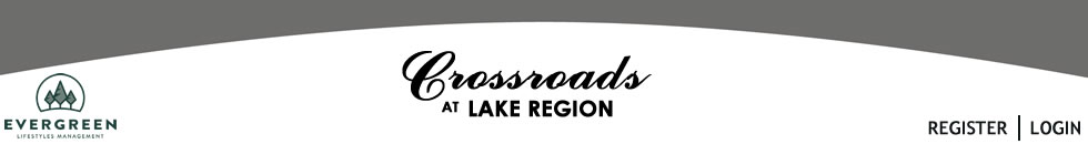 Crossroads at Lake Region Community Association