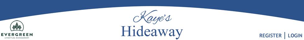 Kaye's Hideaway Homeowners Association